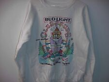 VINTAGE SPUDS MACKENZIE EXTRA LARGE UGLY CHRISTMAS SWEATER #10