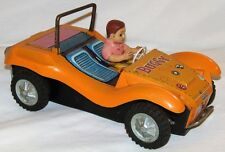 Vintage Tps Japan Buggy Battery Operated Toy Running Moving Car Works