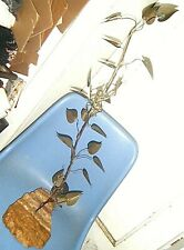 """Unique Jere Vintage Modern 1970s 32"""" Jack and The Beanstalk Bronze Sculpture"""