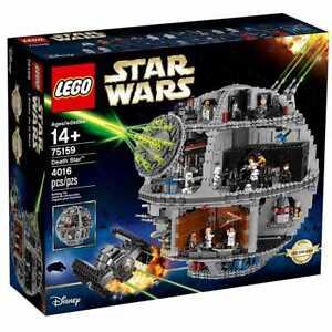 LEGO Star Wars Death Star 2016 -75159 Brand New sealed Box Set 🔥🔥