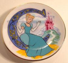 C Is For Cinderella Disney'S Alphabet Miniature Plate Walt Disney Mini (Japan)