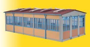 Kibri kit 39450 NEW HO LOCO SHED TRIPLE TRACK KIT