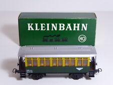 Klein  Modellbahn HO Personenwagen 4 Wheeled Coach Green  GG 370 Box R/N Bu47145