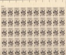 Us stamp - 1957 religious freedom - 50 stamp sheet-scott #1099