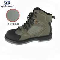 Kylebooker Fishing Wader Shoes Breathable Waterproof Boot Anti-slip Wading Boots