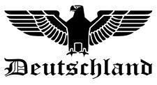 Tedesco Adler Adesivi Auto Germania Lunotto Posteriore