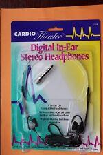 Cardio Theater MOD Spec Digital In-ear Heaphones 2.5 6.3mm & headband QUALITY