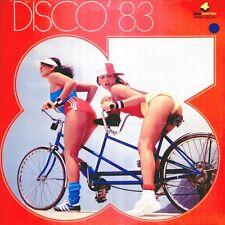 "COMPILATION "" DISCO '83 "" LP  NUOVO  SIGLAQUATTRO SIG1002 RCA ITALY"