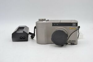 Kodak DC4800 with battery, charger and paperwork Tested and Working