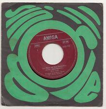 Amiga 455918 Single Nina Lizell Der Mann mit dem Panamahut & Das möcht`ich noch