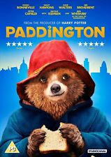 Paddington 2015 Dvd Bear Movie Tale Kids Children Film Sealed Free Movie Film