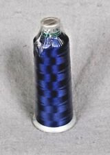 Madeira NEW Polyester Polyneon Embroidery Thread Royal Blue 1767 5000m Cone