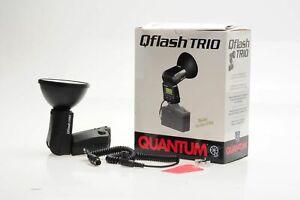 Quantum Qflash TRIO QF8N Shoe Mount Flash for Nikon