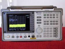 Agilent HP 8563E /006/new LCD/NIST/85620A  30Hz to 26.5GHz Spectrum Analyzer