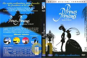 Princes et princesses, Princes and Princesses (1999) - Michel Ocelot  DVD NEW