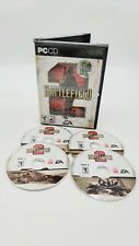 Battlefield 2: Deluxe Edition (PC Game CD-ROM, 2006) Disc 2, 3, 4 & 5 Only