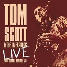Live und Jazz Boston's Musik-CD