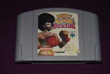 READY 2 RUMBLE BOXING - Point of View/Midway - Jeu Boxe Nintendo 64 N64 PAL EUR