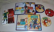 DVD Disney Mulan 1 & 2   3 Disc Set in Box, Boxset  Neuwertig mit Hologram