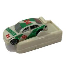 1996 Mattel Hot Wheels #24 Fujifilm SLOT CAR White Green