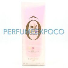 Oui! by Lancome Sensual Shower Gel/ Douche/Body Wash 6.7oz/200ml VINTAGE (IB31