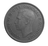 1937 ONE PENNY OF GEORGE VI.     #P22