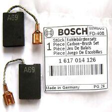 Bosch Carbon Brushes GBH 10 11 DC DE GSH 10 11 C E Hammer Drill 1617014126