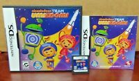 Team Umizoomi Umi Zoomi - Nintendo DS DS Lite 3DS 2DS Game + Tested Complete