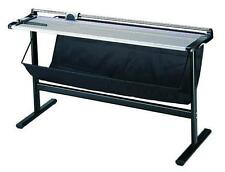 "Rotary Paper / Photo Trimmer / Cutter 59"" with Metal Base 3026 Free Extra Blade"