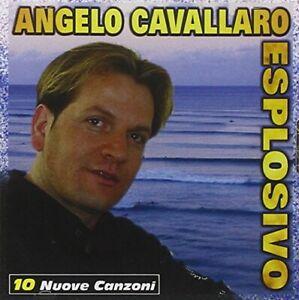 Esplosivo - Angelo Cavallaro CD