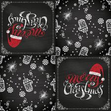 Ambiente Papierservietten Serviette Fröhliche Weihnachten Fassung Packung mit 20