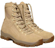 BRITISH ARMY MEINDL DESERT FOX BOOTS - UK SIZE 6.5 - BRAND NEW IN BOX