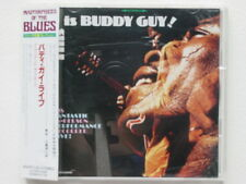 Buddy Guy/This Is Buddy Guy! PLUS A Man & The Blues (Japan/1st PRESS)