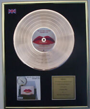 RED HOT CHILI PEPPERS CD GOLD DISC RECORD LP FREE P&P!