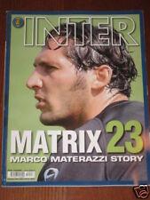 INTER FOOTBALL CLUB 2005/6 MATERAZZI STANKOVIC MATTHAUS