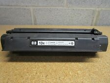 Genuine HP Q2613X 13x NEW Toner Cartridge Out of Box
