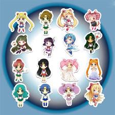 33pcs/Set Sailor Moon Decal Sticker Scrapbook Chibiusa Tsukino Usagi Mars Venus