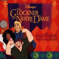 Kelly Family Gott deine Kinder (1996) [Maxi-CD]