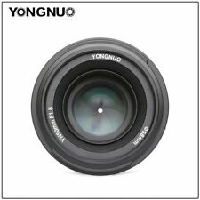 Yongnuo YN 50mm f/1.8 MF AF Large Aperture Lens for Nikon