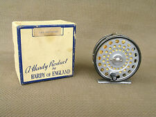 L.R.H. Lightweight Fly Reel w/box ~ A Hardy Product by Hardy of England