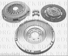 Brand New Ford Mondeo 2.0  Borg & Beck  Solid Flywheel Kit 2000-2007 - HKF1051