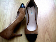 Boden Patternless Suede Flats for Women