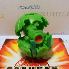Bakugan Hakapoid Green Ventus Gundalian Invaders BakuCloser DNA 820G & cards