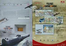 Free poster Autographed Battle Sites Folder Melawati Kepong Kuala Selangor 2016