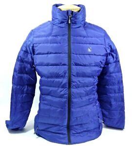[NEW] Spyder Prymo Women's Size L (1115068) Royal Blue Down Jacket A1905