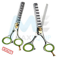"6.0"" Professional Hairdressing Cutting Barber Salon Scissors *CHUNKER* Thinning"