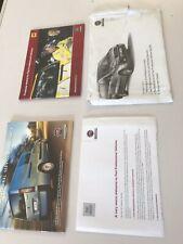 Fiat Ducati Grand Punto Scudo Fiorino Doblo Original Genuine Service Book