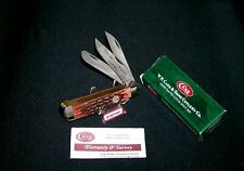 Case XX 6354W Kinfolks Knife NKCA 2006 USA Serial #0305 W/Packaging,Papers Rare