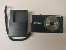 Canon Powershot A2300 HD Digital Camera 16.0 MP Black