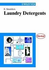 Laundry Detergents by Wilfried Rahse, Gunter Jakobi and Eduard Smulders...